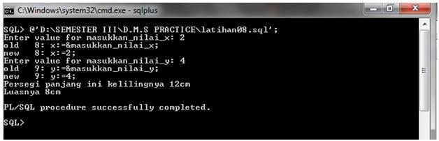 dbms_output. dbms_output.put_line