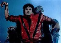Michael no assustador clip de