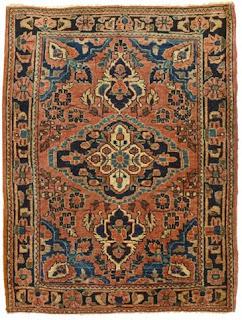 Tappeti antichi tappeto sarouk tappeti persiani - Tappeti persiani antichi ...