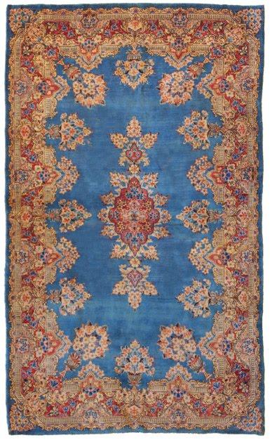 Morandi tappeti tappeto kirman tappeti persiani - Tappeti persiani antichi ...