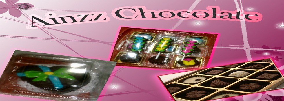 Ainzz HomeMade Chocolate