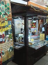 Telah ditutup.Kiosk Di R & R Ulu Bernam Selangor(menghala ke K.L)