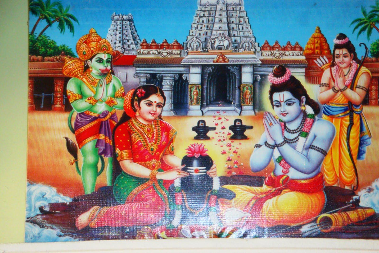 Real Lord Hanuman