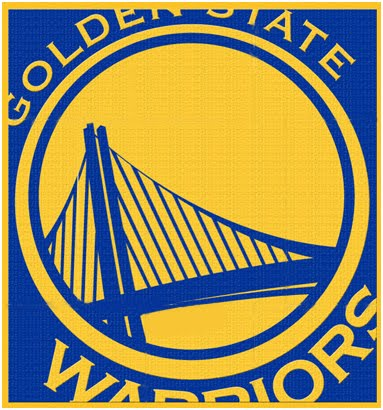 old golden state warriors logo. the Golden State Warriors.