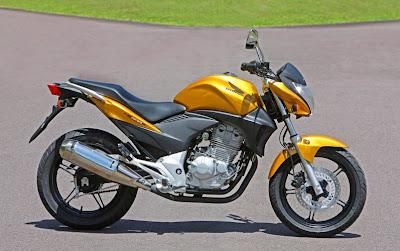 Foto Honda CBR 300R
