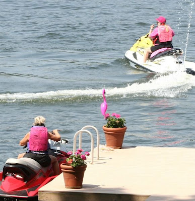 Lake Gaston jetski club