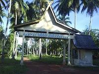 Wisata Alam Pantai Indah Sergang Laut Dabo Singkep