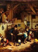 Les sabots d'Etiennette l'école au XIX° siècle