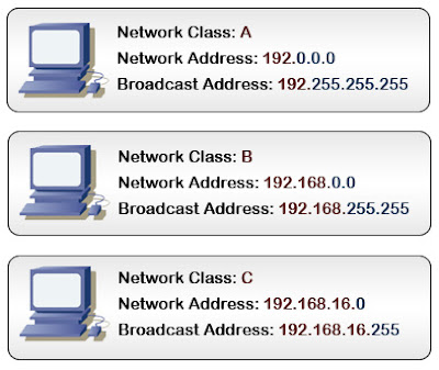 network not assign network address