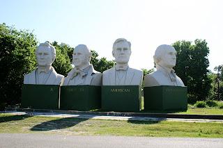 Austin, Houston, Lincoln, Washington