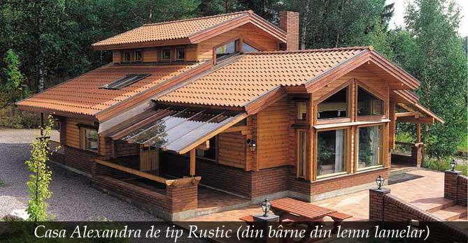 Veja como quiser porque construir casas de madeira - Houses maramures wood ...
