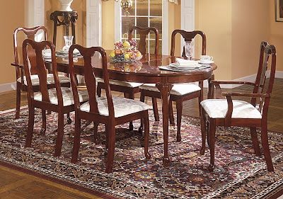 Jcm furniture for Dining table centerpieces everyday