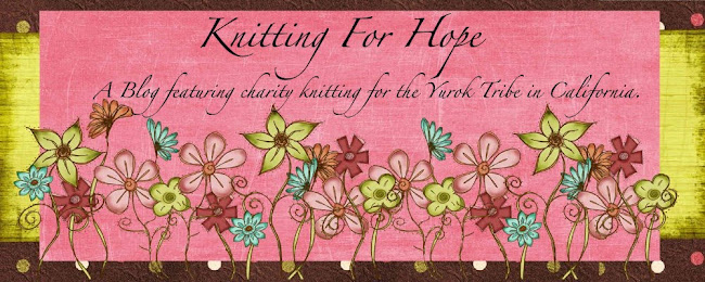 ~Knitting For Hope~