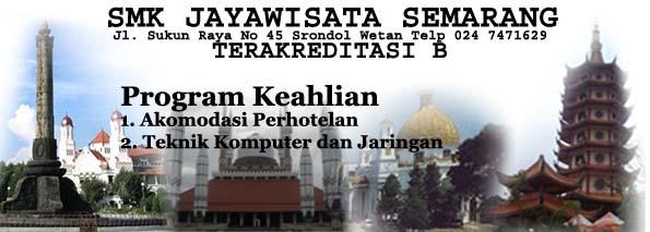 SMK JAYAWISATA SEMARANG