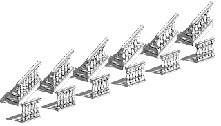 Download the Generic Model Solid Revolves (1 mb). Download the Railing Profile (122 kb). Download the Newel Post file (83.5 KB)  sc 1 st  Revit OpEd - Blogger & Revit OpEd: Concrete Balusters and Railing
