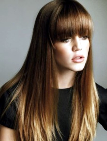 Ombre Hair Trend
