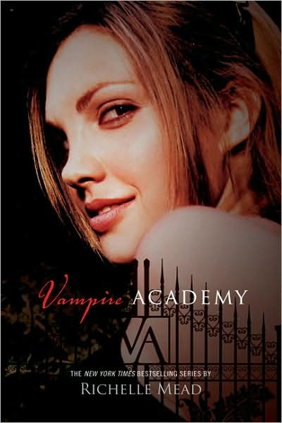 Post Thumbnail of Review: Vampire Academy by Richelle Mead