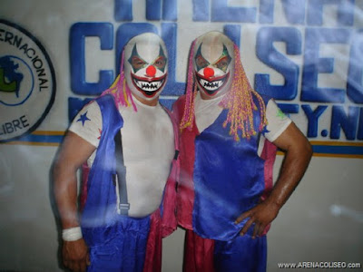 Los Payasos Locos - Lucha Libre