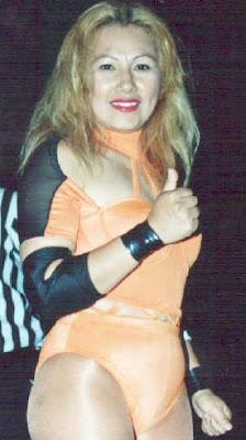 Josseline - Female Luchador