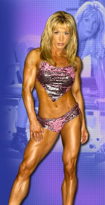 Fitness Competitor - Kelly Ryan