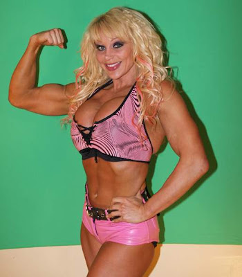 Melissa Coates, female wrestling, women of wrestling