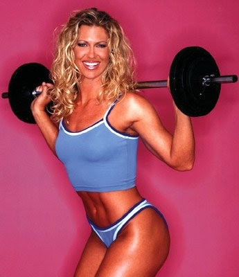 Female Fitness - Gea Johnson