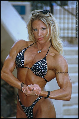 Fitness Model - Debbie Kruck