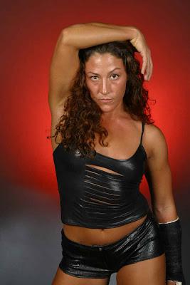 Erica Porter - Women Pro Wrestlers