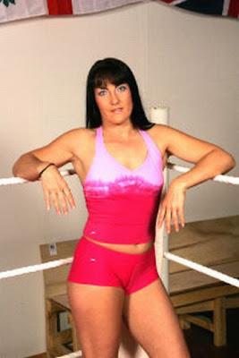 Pippa L'Vinn - British Womens Pro Wrestling