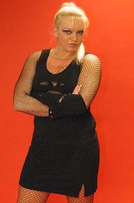 Hailey Hatred - Ladies Pro Wrestling