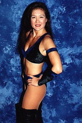 Malia Hosaka - Women Pro Wrestlers