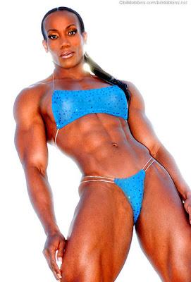 Lenda Murray - female body builder