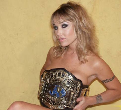 Kristi Myst - Women's Pro Wrestling