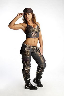 Mickie James, Wrestlemania, wrestling news and rumors
