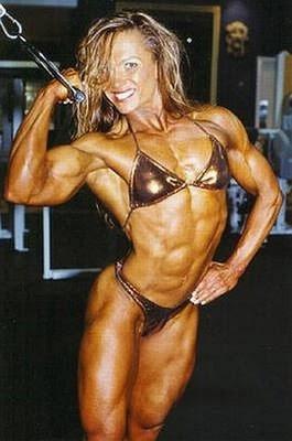 Canadian Bodybuilder Carmen Unger