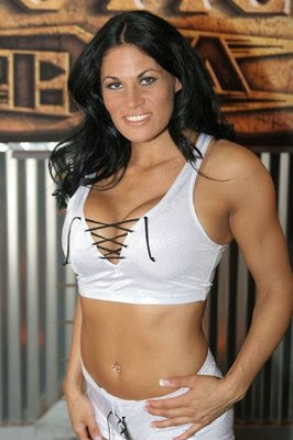Luchadora-Traci Brooks