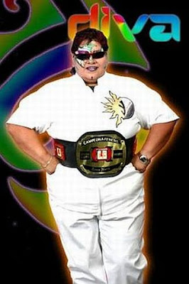 Martha Villalobos - Luchadora
