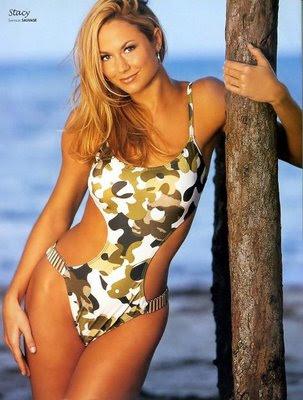 Stacy Keibler - Former WWE Diva