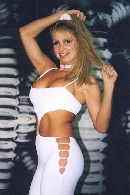 Cynthia Lynch/Bobcat - Women Pro Wrestlers