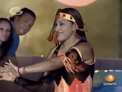 Fabi Apache - lucha libre mexicana