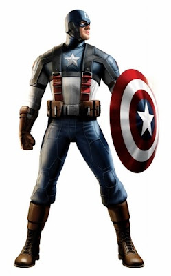 captain america - captain america movie - captain america costume