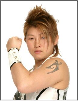 AKINO - Mika Akino - Noki-A - pro wrestling