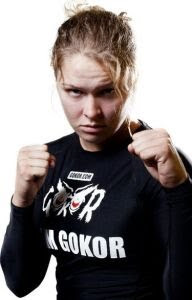 Ronda Rousey - mma fighter