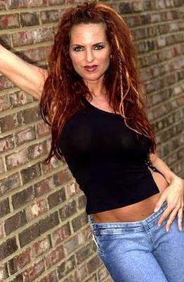 Teri Byrne-women of wrestling