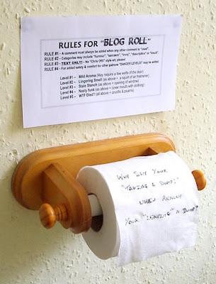 blog roll