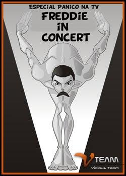 Baixar Especial Pânico na TV: Freddie in Concert Download Grátis