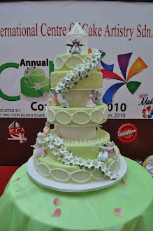 ICCA Wedding cake competition 1st-3rd Oct 2010