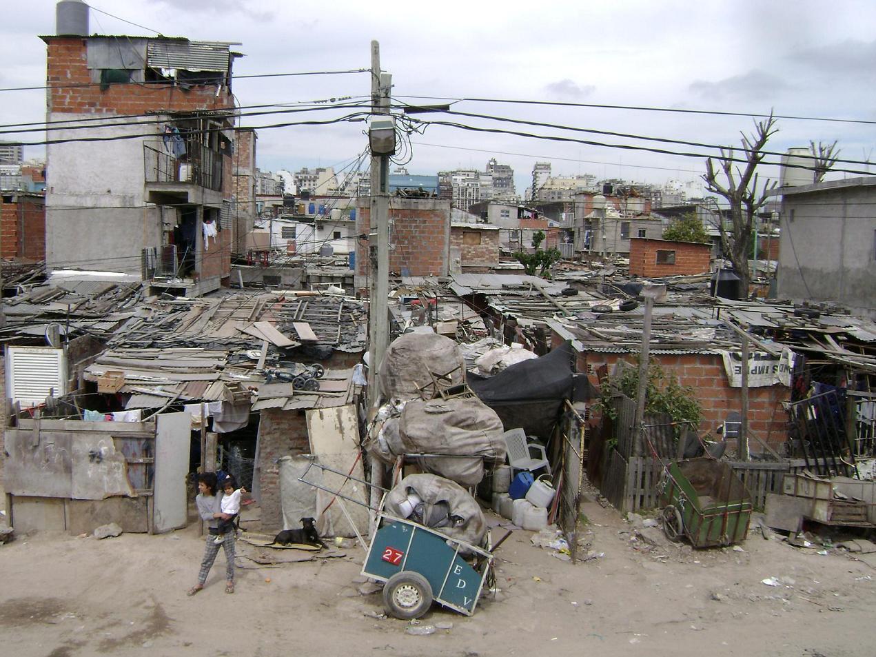 Pensando la bronca villa 31 otra buenos aires for Villas miserias en argentina