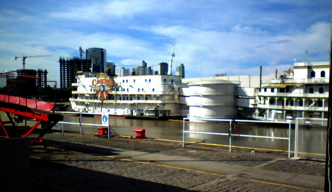Casino flotante puerto madero buenos aires