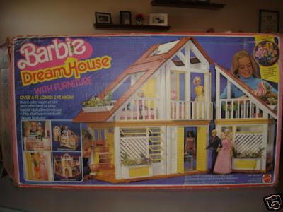 Barbie houses from the 90 s http 1978aframedreamhouse blogspot com